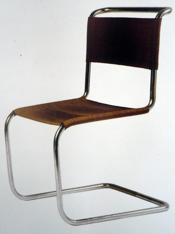 Discurso visual las rutas de significaci n de la silla - Silla marcel breuer ...